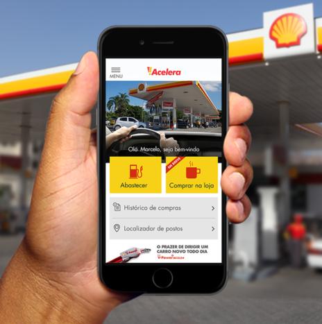 Shell | Acelera App